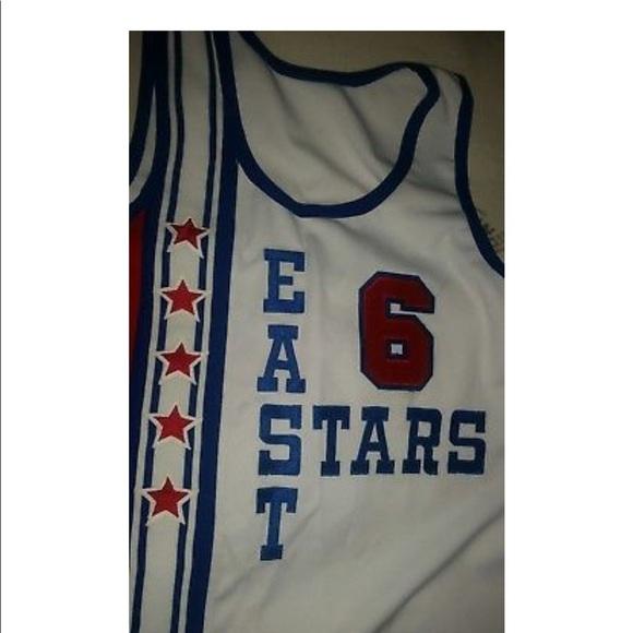 Julius Erving 6 Mitchell Ness All-Star Basketball e577313ea